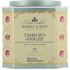 Harney & Sons, Diamond Jubilee, Black Tea with Silver Tips, Bergamot and Citrus Flavors, 30 Sachets, 2.67 oz (75 g)