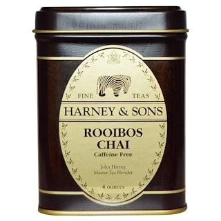 Harney & Sons, Rooibos Chai, Caffeine Free, 4 oz