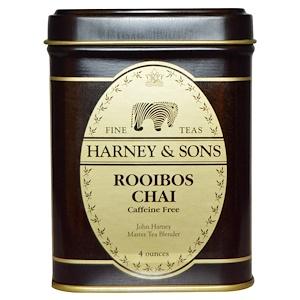 Harney & Sons, Чай с Ройбушем, без кофеина, 4 унции инструкция, применение, состав, противопоказания