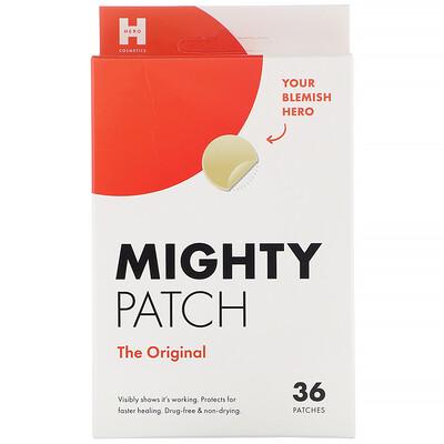 Купить Hero Cosmetics Mighty Patch, оригинальные пластыри, 36шт.