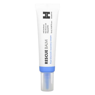 Купить Hero Cosmetics Rescue Balm, Post Blemish Recovery Cream, 0.507 fl oz (15 ml)