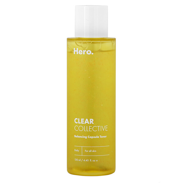 Clear Collective, Balancing Capsule Toner, 4.40 fl oz (130 ml)