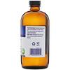 Heritage Store, Organic Castor Oil, 16 fl oz (480 ml)