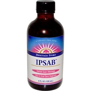Хэритадж Продактс, IPSAB, 4 fl oz (120 ml) отзывы