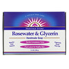 Heritage Store, Rosewater & Glycerin, Handmade Soap, 3.5 oz (100 g)
