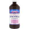 Heritage Store, HPM + White, Hydrogen Peroxide Mouthwash, Super Whitening Power, 16 fl oz (480 ml)