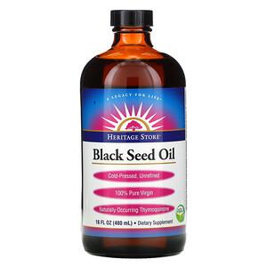 Хэритадж Продактс, Black Seed Oil, 16 fl oz (480 ml) отзывы покупателей