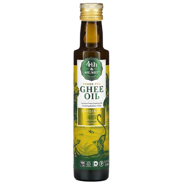 масло гхи, от животных травяного откорма, оригинальное, 250мл (8,5жидк.унции)