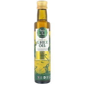 4 энд Харт, Ghee Oil, Original, 8.5 fl oz (250 ml) отзывы