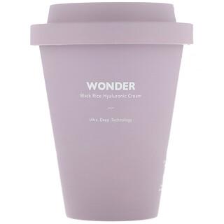Haruharu, Wonder, Black Rice Hyaluronic Cream, 3 fl oz (90 ml)