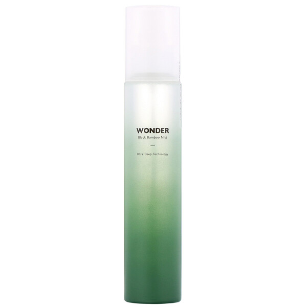 Haruharu, Wonder, Black Bamboo Mist, 5.1 fl oz (150 ml)
