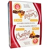 HealthSmart Foods, Inc., ШокоРайт Протеиновые батончики, Карамельный мокка, 12 батончиков, 2.26 унции (64 г) каждый