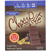 HealthSmart Foods, ChocoRite, Milk Chocolate Crisp Bar, 5 Bars, (28 g) Each