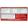 HealthSmart Foods, Inc., Chocorite, Chocolate Crispy Caramel, 16 Count, 1,13 oz (32 g)
