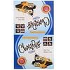 HealthSmart Foods, Inc., ChocoRite Protein Bars, Caramel Cookie Dough, 16 Bars, 1.20 oz (34 g) Each