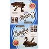 HealthSmart Foods, Inc., חטיפי חלבון ChocoRite, עוגיות וקרם, 16 יחידות, 34 גרם ליחידה