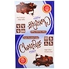 HealthSmart Foods, Inc., ChocoRite Protein Bars, Triple Chocolate Fudge, 16 Bars - 1.2 oz (34 g) Each