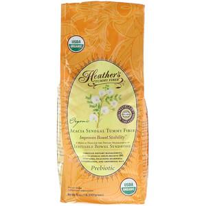 Хизер Тамми Кэр, Organic Acacia Senegal Tummy Fiber, 16 oz (453 g) отзывы