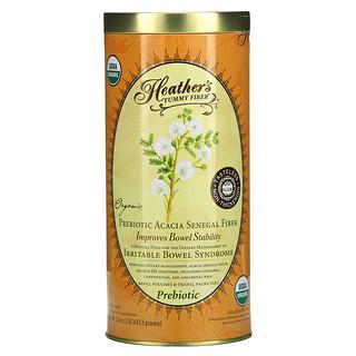 Heather's Tummy Care, Tummy Fiber, Organic Acacia Senegal Fiber, 16 oz (453 g)