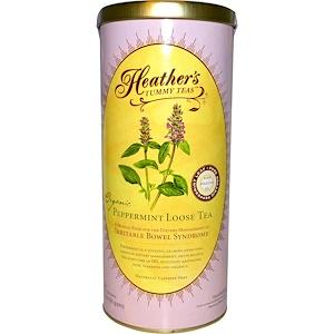 Хизер Тамми Кэр, Tummy Teas, Organic Peppermint Loose Tea, Caffeine Free, 5 oz (141 g) отзывы