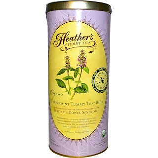 Heather's Tummy Care, Huiles Essentielles, Gaulthérie, 1 fl oz (30 ml)