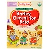 Healthy Times, Organic Cereal for Baby,  Barley,  8 oz (227 g)