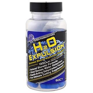 Hi Tech Pharmaceuticals, H2O Expulsion, 1350 mg , 60 Capsules