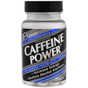 Хай тек Фармасьютикалс, Caffeine Power, 200 mg, 100 Tablets отзывы