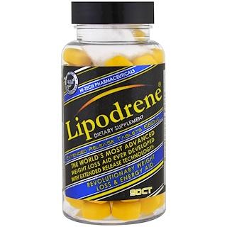 Hi Tech Pharmaceuticals, Lipodrene, 90 Tablets