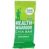 Health Warrior, Inc., Chia Bars, Coconut, 15 Bars, 13.2 oz (375 g) (Discontinued Item)