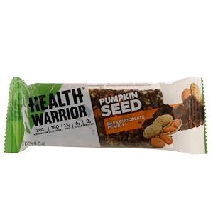 Хэлс Вариор, Pumpkin Seed, Dark Chocolate Peanut, 1.23 oz (35 g) отзывы