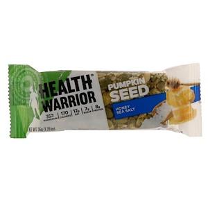 Хэлс Вариор, Pumpkin Seed, Honey Sea Salt, 1.23 oz (35 g) отзывы