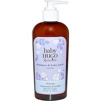 Baby, шампунь и средство для мытья младенцев, не щиплет глаза, ромашка и ваниль, 237 мл - фото