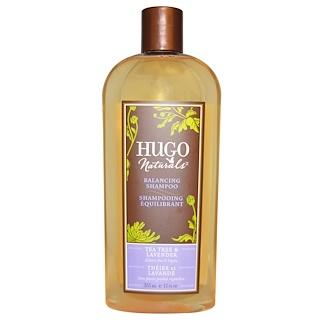 Hugo Naturals, Balancing Shampoo, Tea Tree & Lavender, 12 fl oz (355 ml)