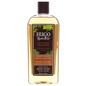 Хьюго Нэчуралс, Smoothing Shampoo, Creamy Coconut, 12 fl oz (355 ml) отзывы