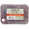 Hugo Naturals, Artisan Soap Bar, Vanilla Peppermint Snowflake, 6 oz (170 g)