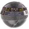 Hugo Naturals, Fizzy Bath Bomb, Charcoal Coconut, 7 oz (198 g)