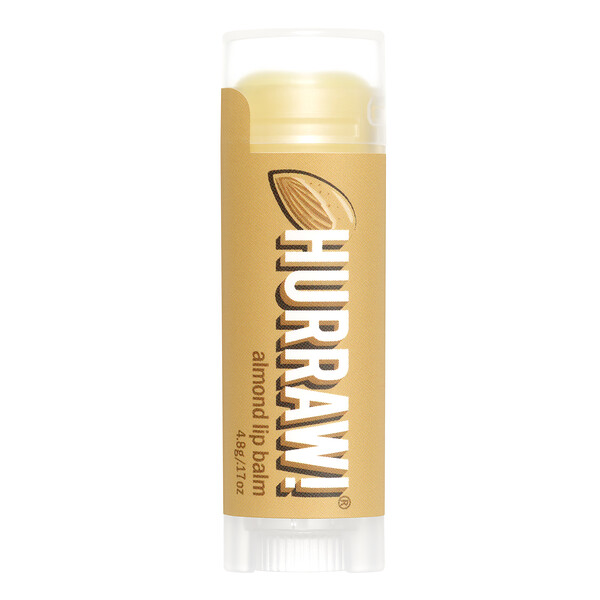 Lip Balm, Almond, .17 oz (4.8 g)