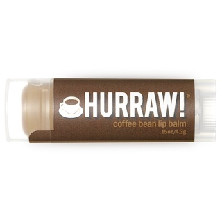 Hurraw! Balm, Lip Balm, Coffee Bean, .15 oz (4.3 g)