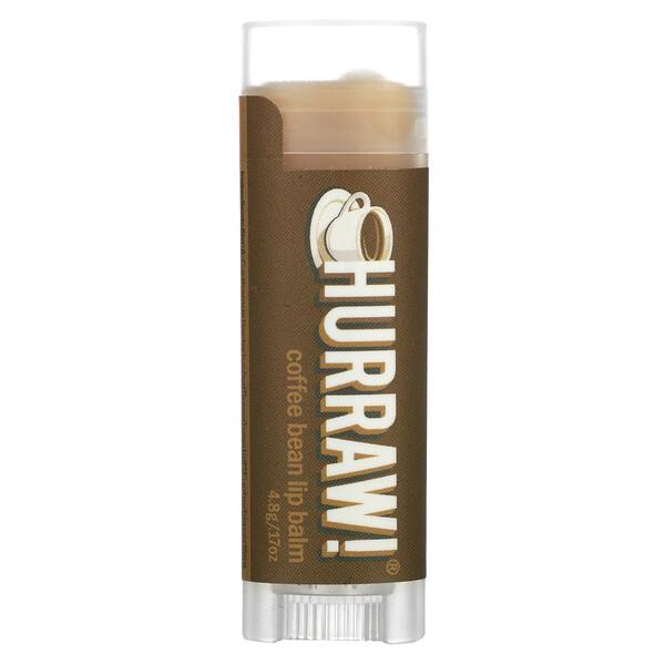 Lip Balm, Coffee Bean, .17 oz (4.8 g)