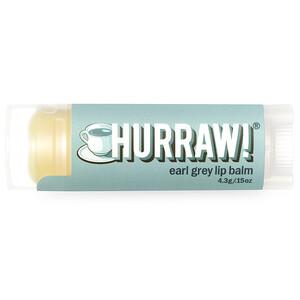 Хурра Балм, Lip Balm, Earl Grey, .15 oz (4.3 g) отзывы покупателей