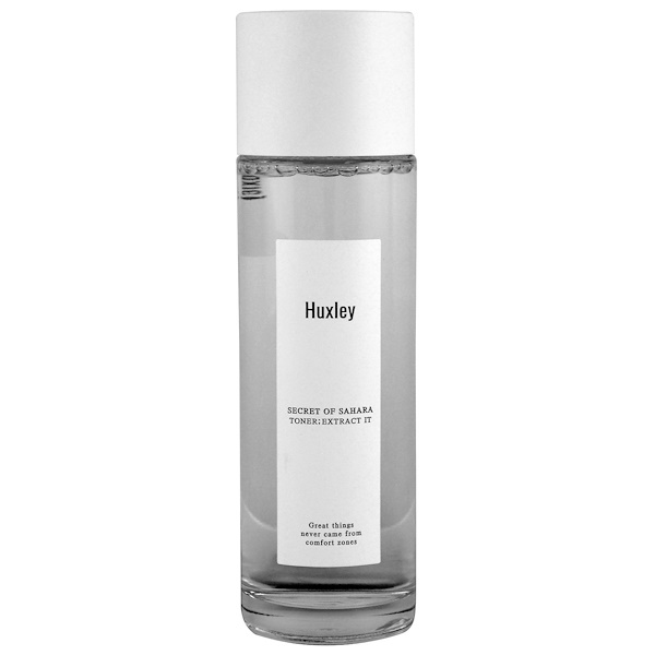Huxley, Secret of Sahara, Toner, 4.06 fl oz (120 ml) (Discontinued Item)