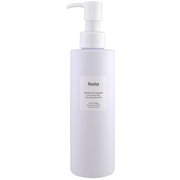 Huxley, Secret of Sahara, Cleansing Gel, 200 ml