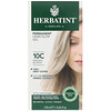 Herbatint, Permanent Haircolor Gel, 10C, Swedish Blonde, 4.56 fl oz (135 ml)
