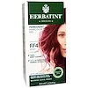 Herbatint, Gel colorant pour cheveux- coloration permanente, FF 4, Violet, 4,56 fl oz (135 ml)