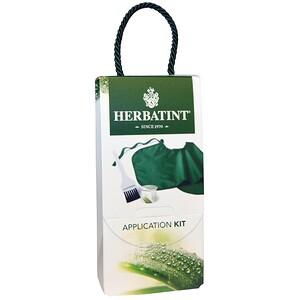 Herbatint, Комплект для применения из 3 предметов инструкция, применение, состав, противопоказания