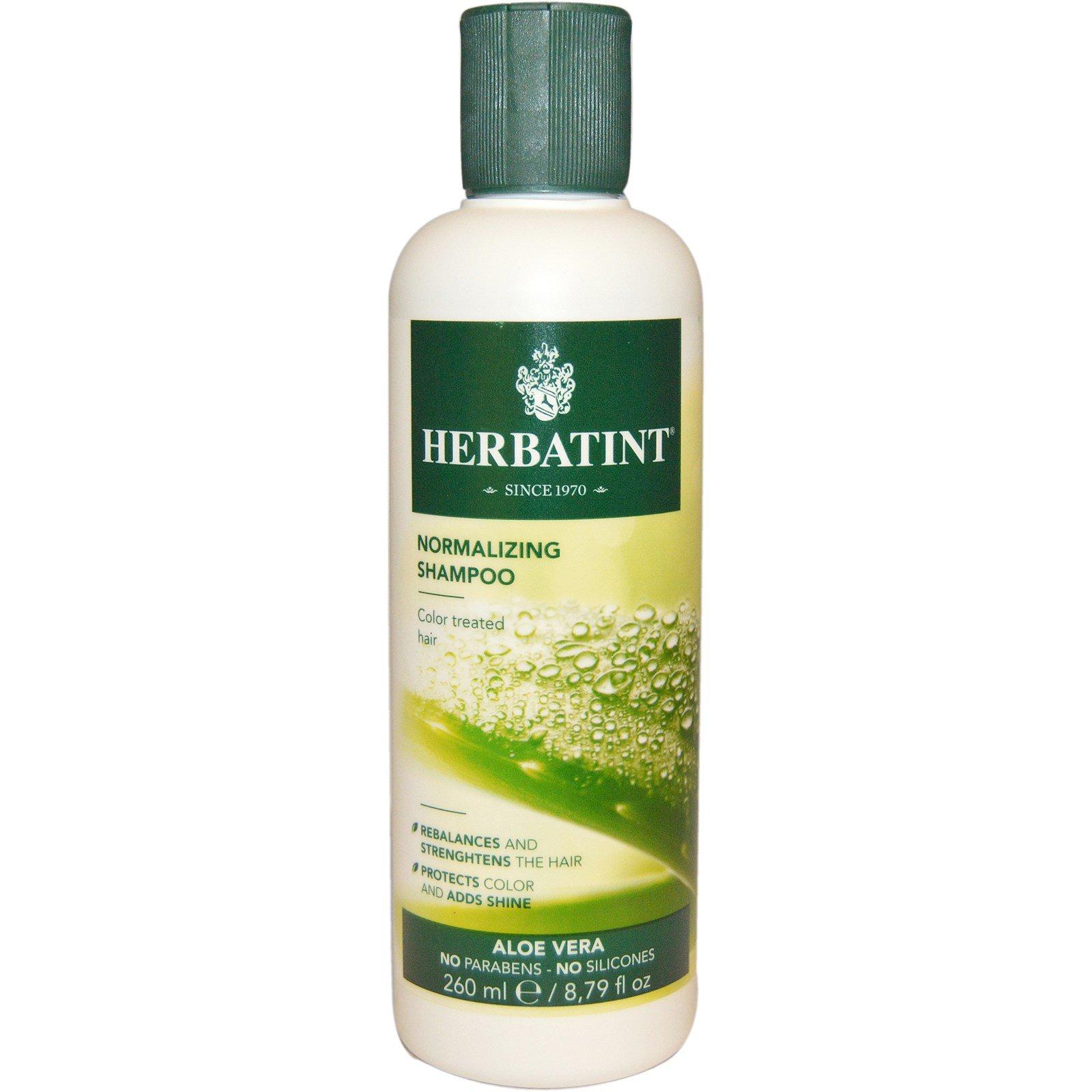 Herbatint, Normalizing Shampoo, 8.79 fl oz (260 ml)