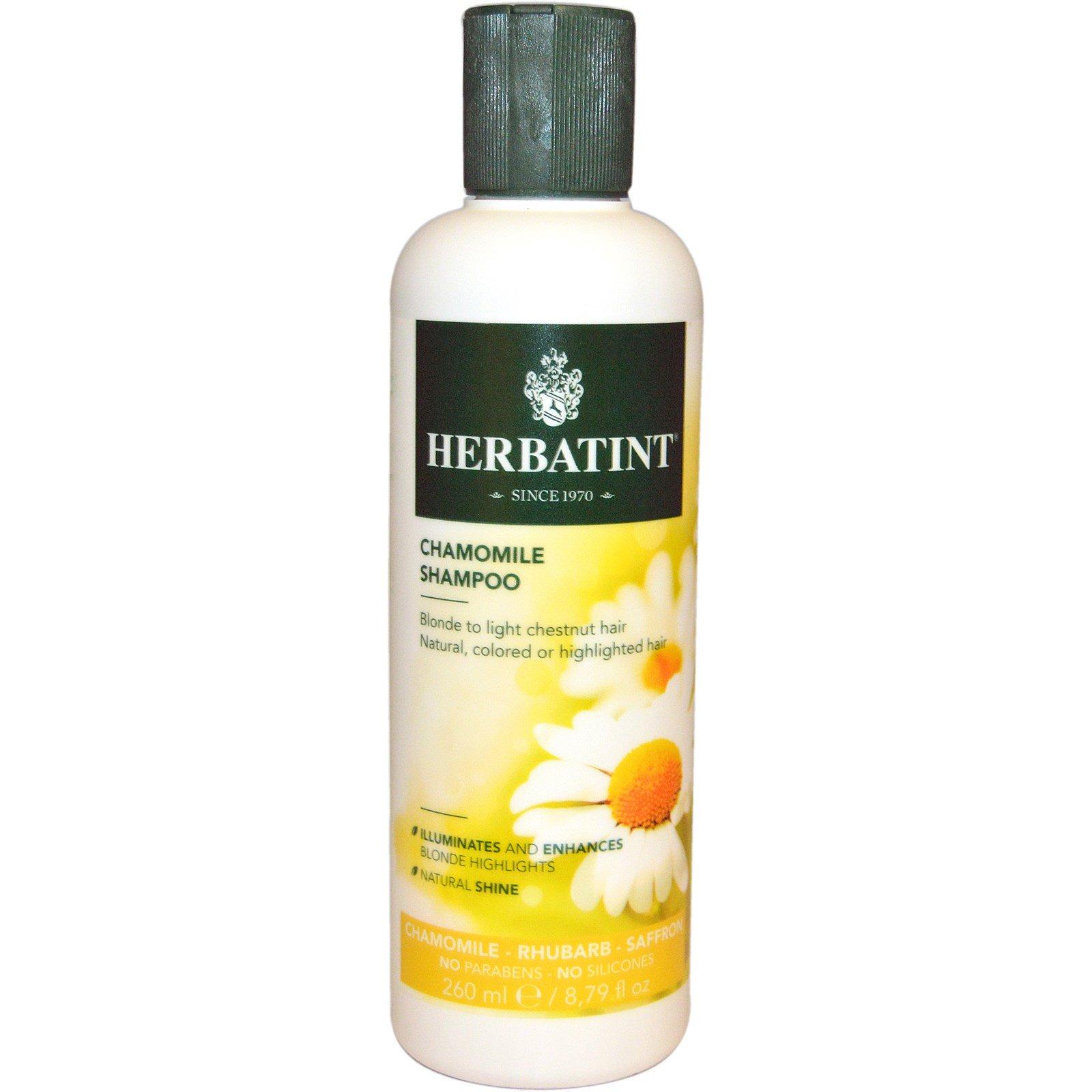 Herbatint, Шампунь с ромашкой, 8,79 унции (260 мл)