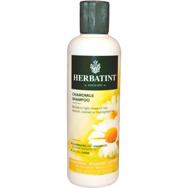 Herbatint, Chamomile Shampoo, 8.79 fl oz (260 ml) (Discontinued Item)