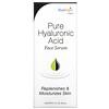 Hyalogic, مصل حمض الهيالورونيك Pure للوجه، 1 أونصة سائلة (30 مل)